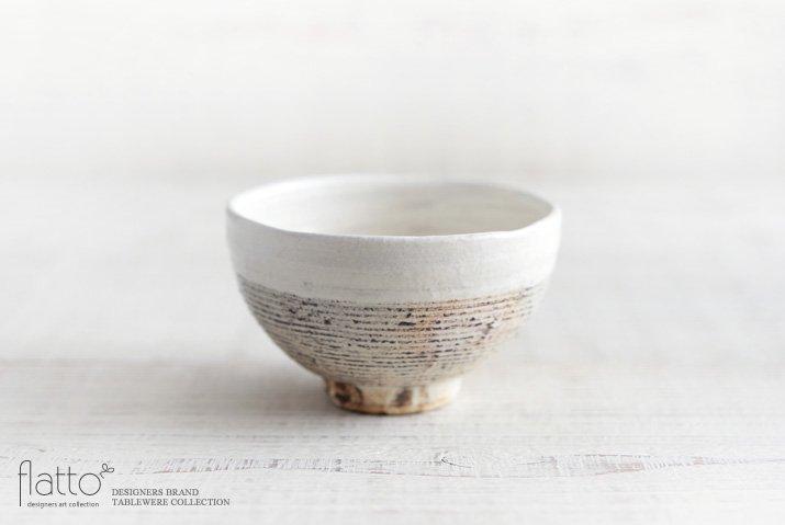 古谷浩一|渕荒横彫 めし碗