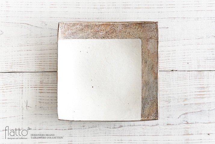 古谷浩一|L彫 7寸四方深皿
