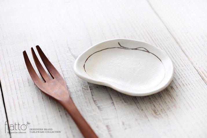 古谷浩一|鉄線 変形豆皿-02