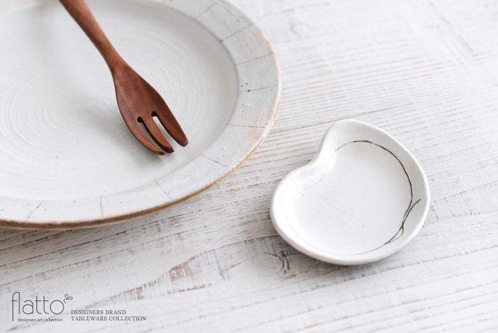 古谷浩一|鉄線 変形豆皿-04