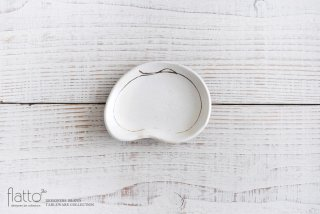 古谷浩一|鉄線 変形豆皿