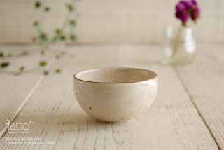 櫻井靖泰|生粉引 小鉢