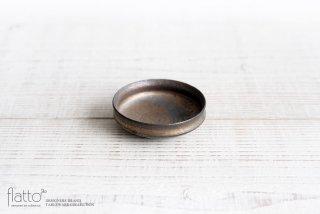 水野幸一|銅彩釉 平盃