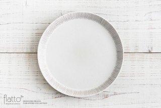 奥田章|十草リムプレート(浅L)|大皿