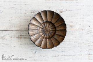水野幸一|銅彩釉 モール向付
