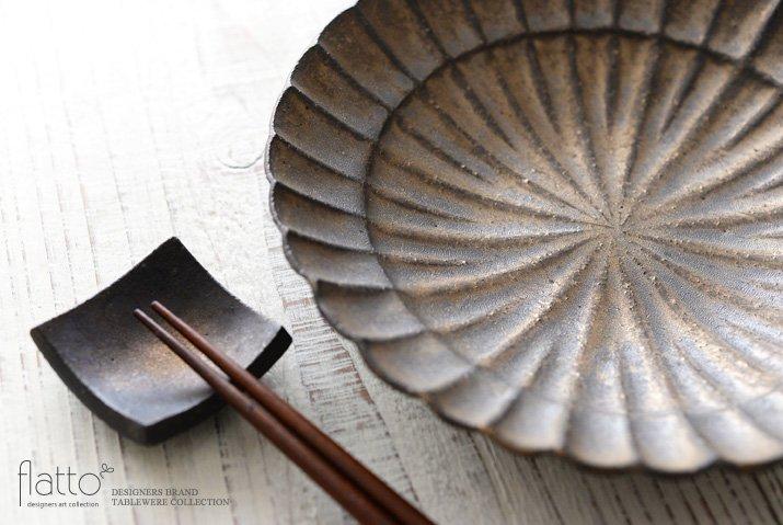 水野幸一|銅彩釉 モール鉢-02