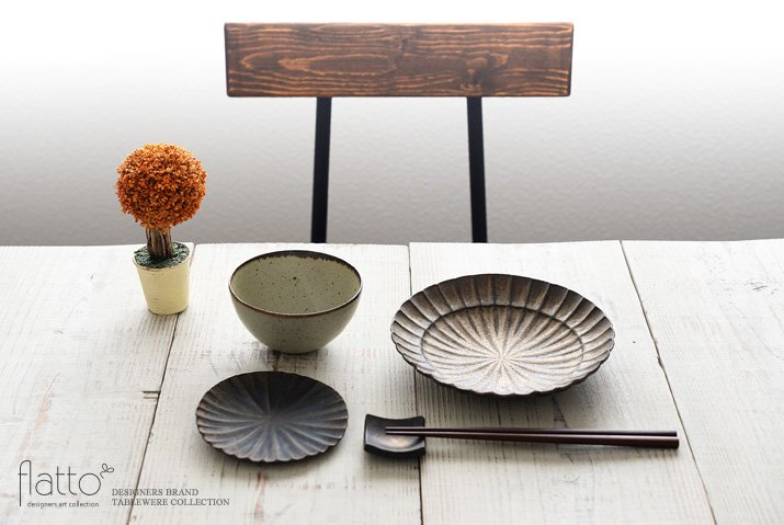 水野幸一|銅彩釉 モール鉢-03