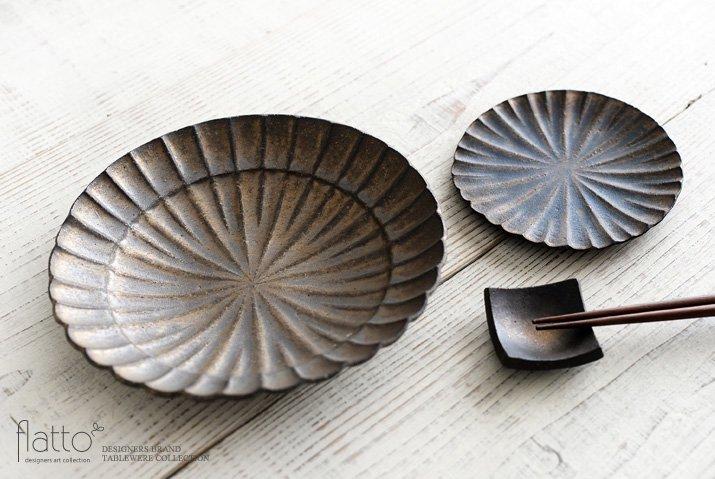 水野幸一|銅彩釉 モール鉢-04