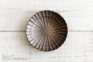 水野幸一|銅彩釉 モール鉢