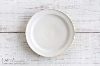 鉄散 リム7寸皿 作家「古谷浩一」