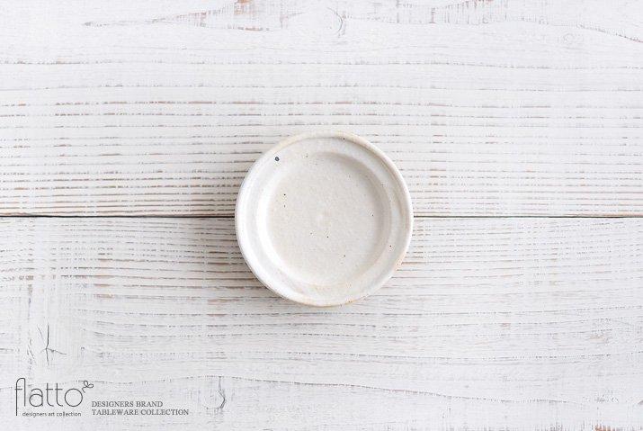古谷浩一|鉄散 リム豆皿