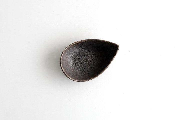 奥田章|しずく小鉢(茶)-03