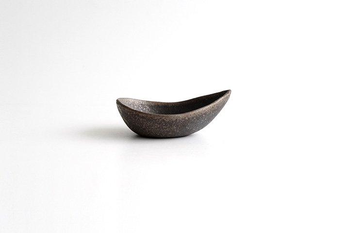 奥田章|しずく小鉢(茶)-04