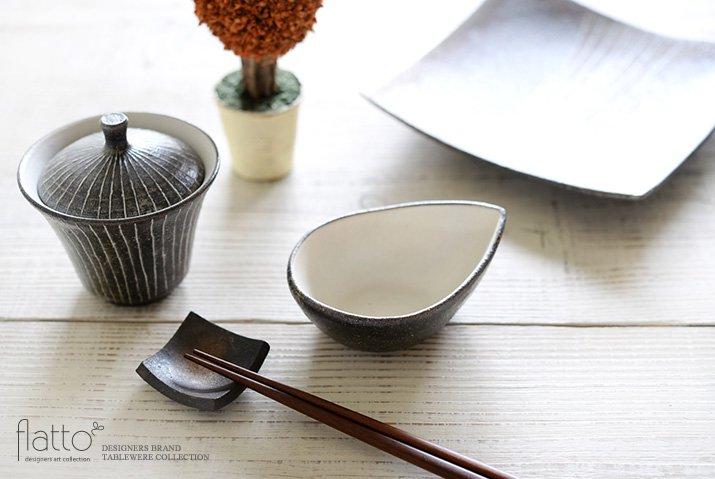 奥田章|しずく小鉢(白)-04