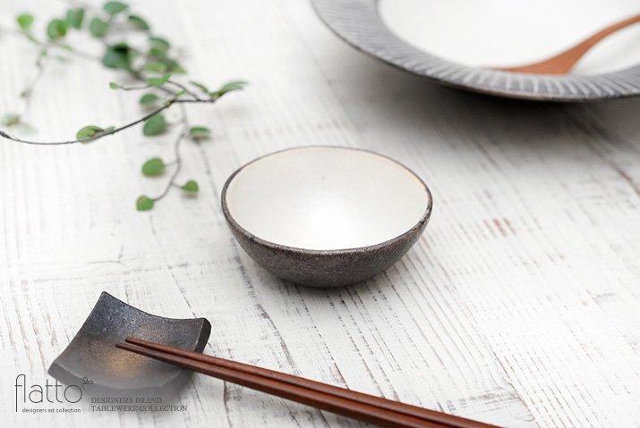 奥田章|豆鉢(白)-03