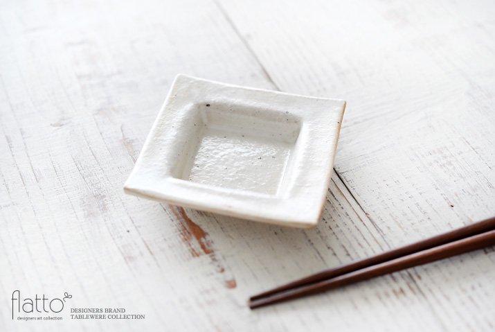 鉄散 押型正角豆皿 作家「古谷浩一」-02