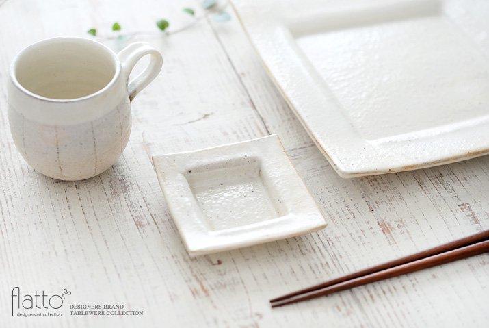 鉄散 押型正角豆皿 作家「古谷浩一」-04