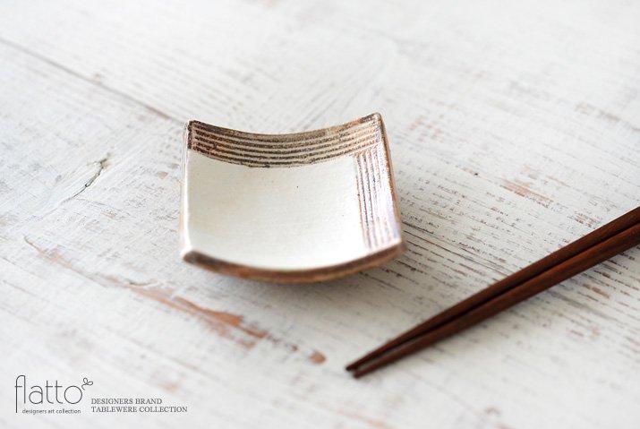 古谷浩一|L彫 四方豆皿-02