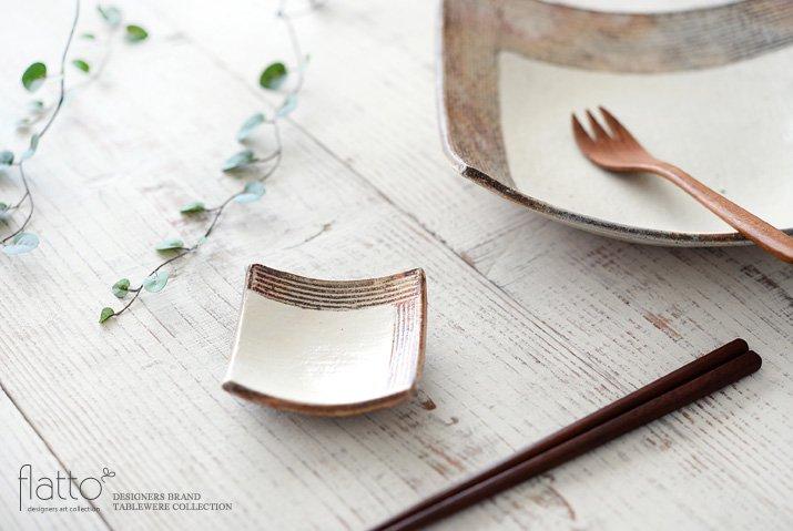 L彫 四方豆皿 作家「古谷浩一」-04