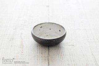 奥田章|ひびわれ浅小鉢