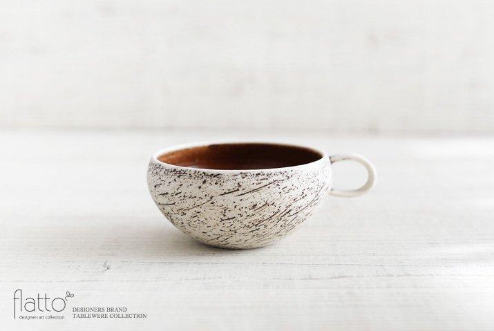 コシキ ティーカップ  作家「竹口要」