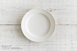 トルスプレート(象牙)|竹口要|中皿