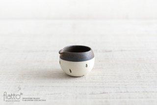 ミルクピッチャー ドット・マル(ゴールド) 作家「竹口要」