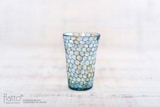 吉村桂子|イロアミショットグラス(BY)