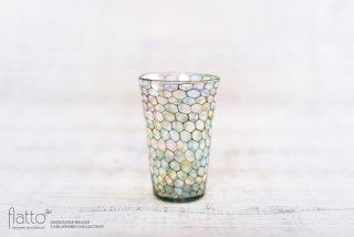吉村桂子|イロアミショットグラス(BYRG)