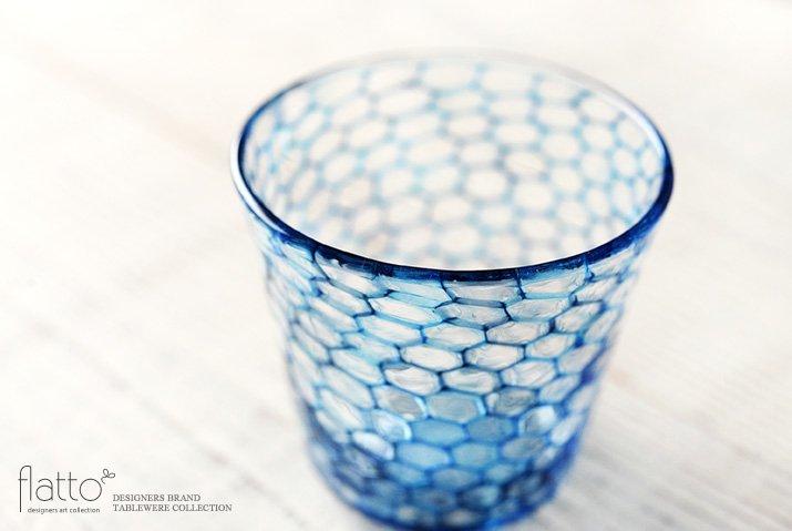 吉村桂子|イロアミグラス(B)-02