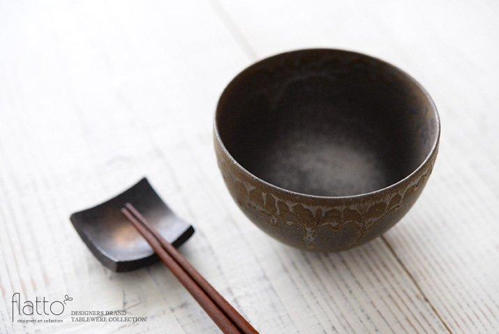 shiro-kuro 碗(4・黒) 作家「トキノハ」-02