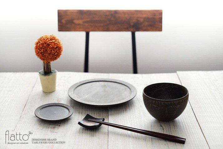 shiro-kuro 碗(4・黒) 作家「トキノハ」-03