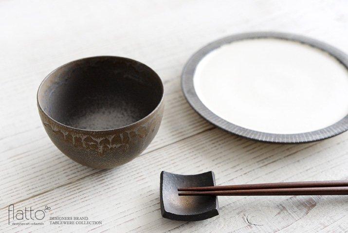 shiro-kuro 碗(4・黒) 作家「トキノハ」-04
