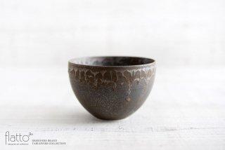 shiro-kuro 碗(4・黒) 作家「トキノハ」