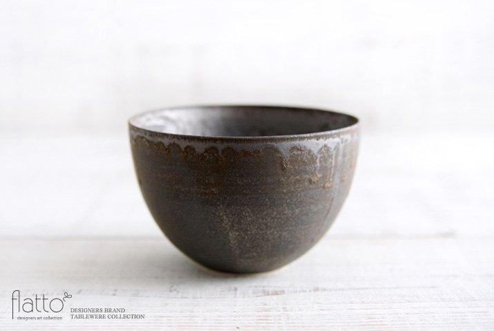 トキノハ|shiro-kuro 碗(6・黒)