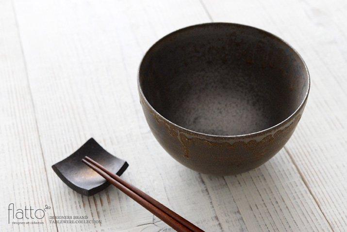 トキノハ|shiro-kuro 碗(6・黒)-02