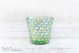 吉村桂子|イロアミグラス(BG)