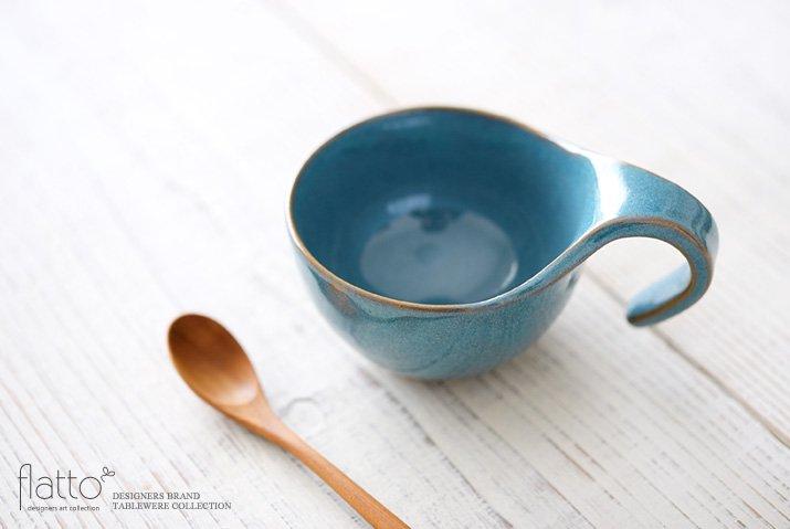 トキノハ|テトラ コーヒーカップ(青)-02