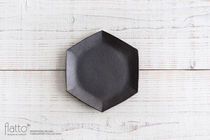 su-nao home(スナオホーム)|取り皿 六角 17cm