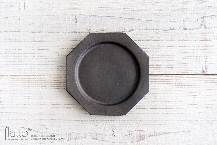 su-nao home(スナオホーム)|取り皿 リム八角 17cm
