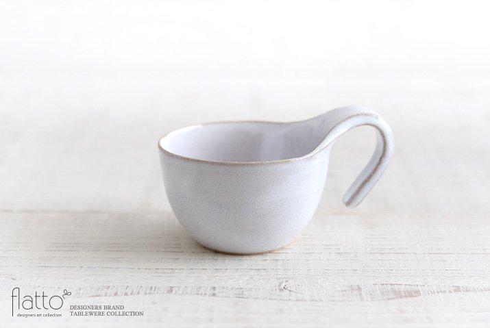 トキノハ|テトラ コーヒーカップ(白)