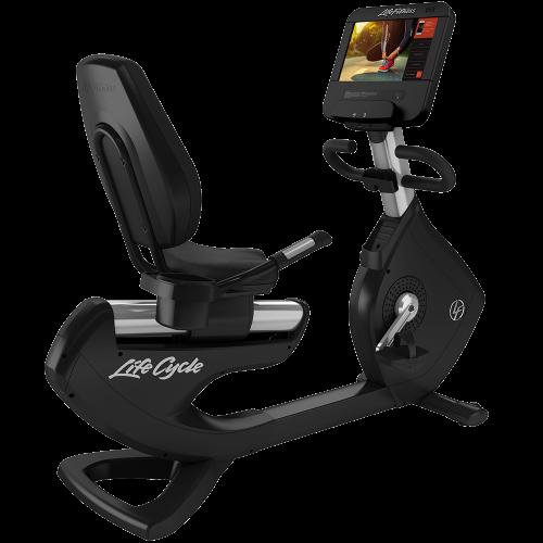 ライフ・フィットネス リカンベントバイク エレベーションシリーズ E95Rse3HD