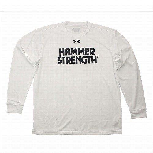 TEAM UA HG ロングTシャツ