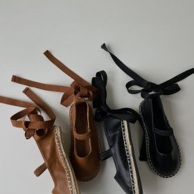 KIds / Mama ribon shoes 2COL