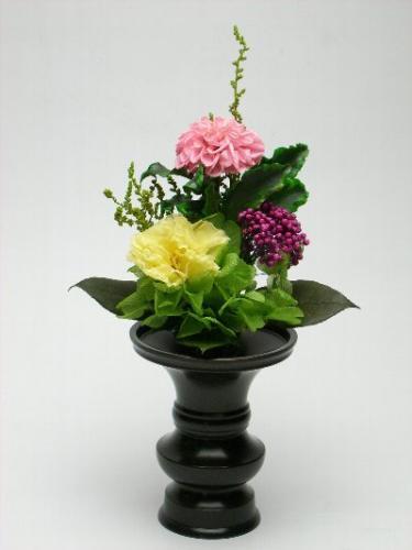 仏花向けプリザーブドフラワー永華SS4004