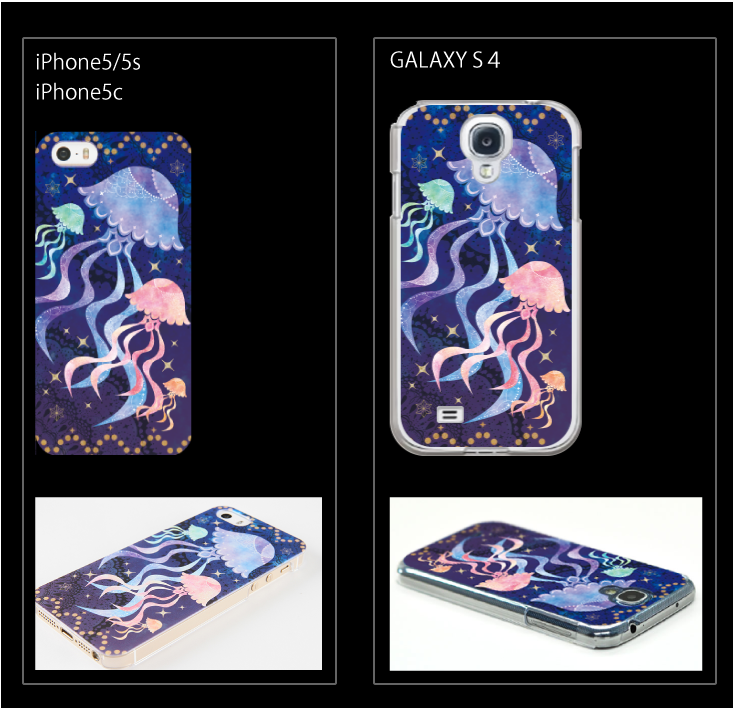 対応機種:iPhone5/5s/5c、GALAXY S4 SC-04E