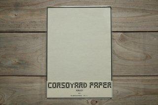 CORSOYARD PAPER<br/>KN-01<br/>楮紙 無地 (美濃紙)<br/>A4<br/>