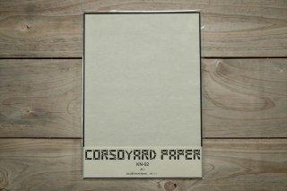 CORSOYARD PAPER<br/>KN-02<br/>楮紙 無地 (薄美濃紙)<br/>A4<br/>