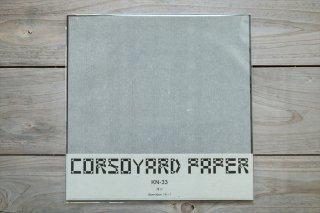 CORSOYARD PAPER<br/>KN-33<br/>極薄楮紙 無地 (柔紙)<br/>30cm角<br/>