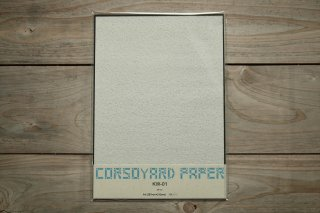 CORSOYARD PAPER<br/>KW-01<br/>落水紙「春雨」<br/>A4<br/>